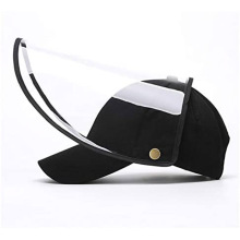 Chapeaux de seau de couverture anti-crachat de champ de protection de visage