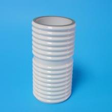Hochreines metallisiertes Keramikrohr aus Aluminiumoxid