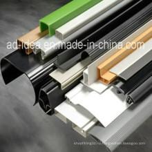 Резиновые экструзионные продукты, экструзия пластмасс, продукты ПММА, выставочный продукт (PLAD-001)