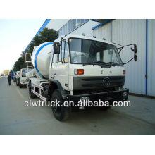 RHD 6m3 concrete mixer truck