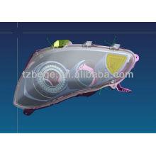 moule de lumière automatique / moule de lampe de voiture