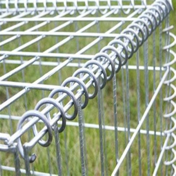 galvanized PVC-coatedgabions box