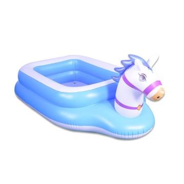 Jolie piscine de pulvérisation pour le ménage des enfants
