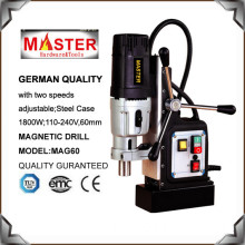 Two Speeds Magnetic Core Drill Machine (MAG60-2)