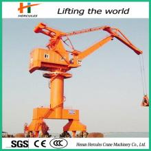 Pedestal Port Container Gantry Crane Price for Sale