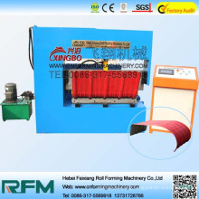FX roofing sheet hydraulic stainless steel bending machine
