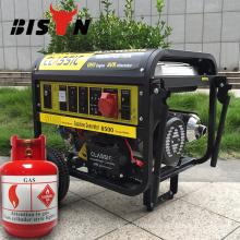 BISON (CHINA) Generador de biogás de 5kw de nueva tecnología