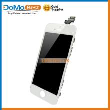 Domobest por mayor para iphone 5 lcd digitalizador, para montaje de lcd de iphone 5