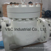 Wcb Flanged Swing Check Valve