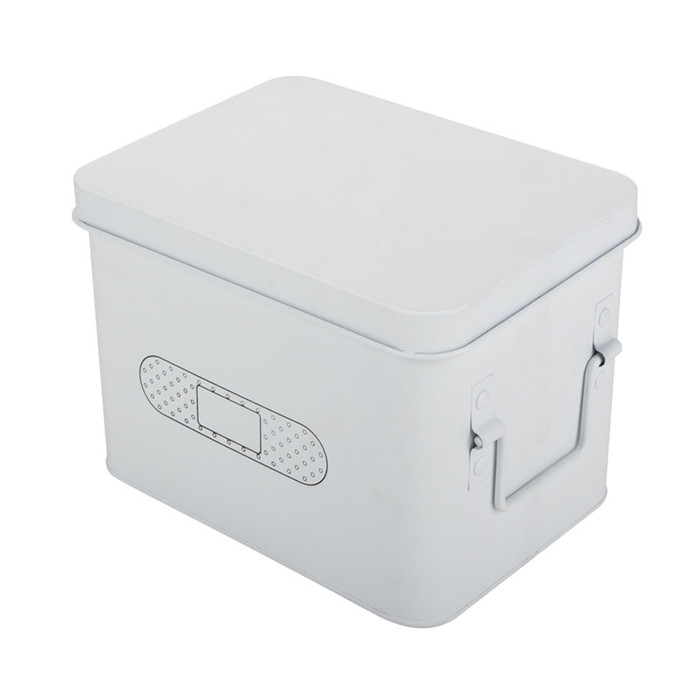 Metal First Aid Box Storage Box