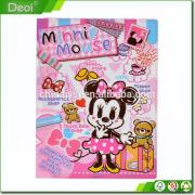 pp transparent clear plastic book cover