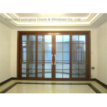 Aluminum Sliding Glass Patio Door for Residential Room (FT-D190)