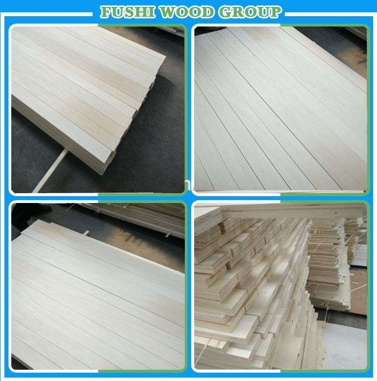 LVL Laminated Wooden Bed Slats
