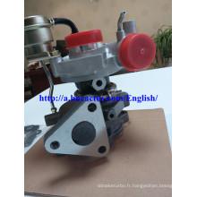 Td04 TF035 49377-03033 Turbocompresseur pour Mitsubishi