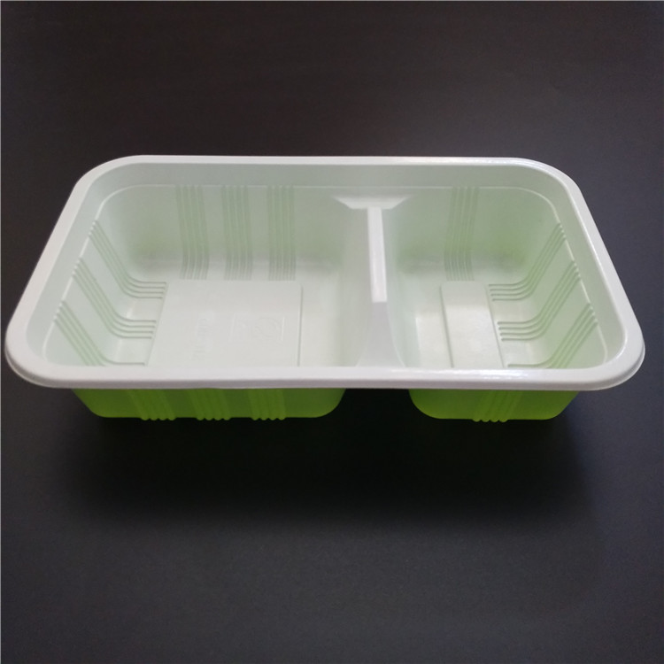 plastic container for rice packing
