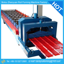 CUSTOM! Complete hydraulic cold roll forming machine,automatic roll forming machine,antique glazed tile roof