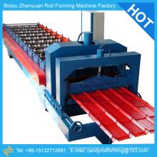 PERSONALIZADAS! Máquina de formação de rolos frios hidráulicos completos, máquina automática de formação de rolos, telhado de azulejo antigo