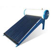Calentador de agua a presión solar de tubo de calor 150L
