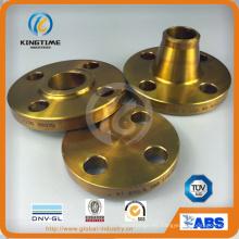 ASME B16.5 A105n forjado brida brida ciega con TUV (KT0062)