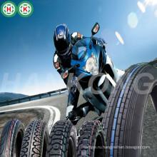 110 / 90-17 Шина с зубьями для мотоциклетного безрезьбового резинового покрытия