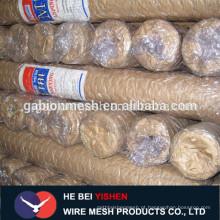 Rolagem de malha de fio de galinha de alta qualidade e alta qualidade (fábrica direta)