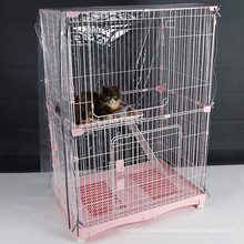 Transparente sichtbarer wasserdichter Katze-Rahmen EVA bedeckt Hundezwinger-Abdeckung