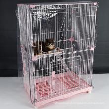Transparente EVA Visível À Prova D 'Água Cat Crate Covers Dog Kennel Cover