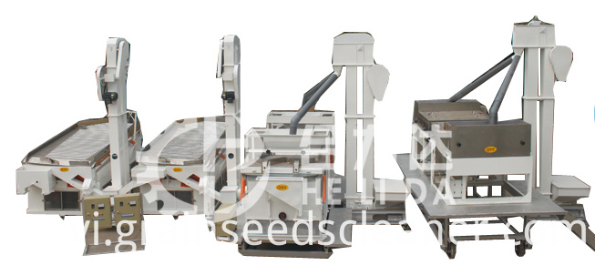 Seed Processing Line