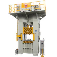 H Frame Press for Deep Drawing of Auto Parts 1000t with Moving Bolster