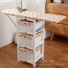 tabla de planchar gabinete de almacenamiento plegable montado en la pared tablas de planchar para la venta al por mayor