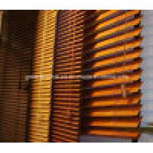 Janela cortinas venezianas / cortinas de madeira