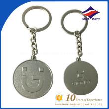 Billig nach Maß Modelle Logo Schlüsselbund