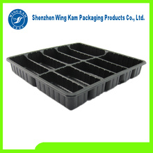 Wholesale Cheap Food Plastc plateau servant