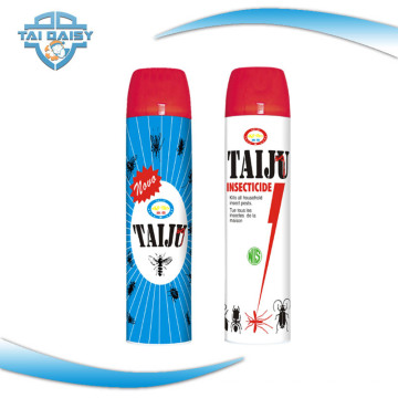 Без запаха или Индивидуальный аромат Высококачественный аэрозольный инсектицидный спрей