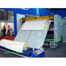 Corte automático de Yuxing Cm-94 máquina, Panel de cortar la tela, colchón Auromatic cortador