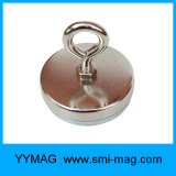 Super strong rare earth hook magnet for sale