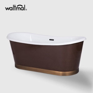 Karolina Freestanding Bathtub in Unique Color