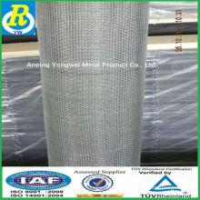 Una malla de alambre galvanizado fábrica de ping