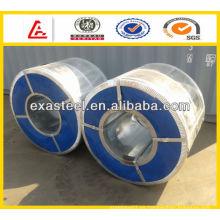 Placa / bobina de acero recubierta de color