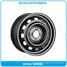 4X100 Steel Wheel for Car