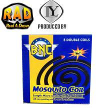 BNC grande tamanho China Química Ambiental Micro-Smoke Mosquito Coil
