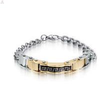 O ouro antigo encheu pulseiras de pulseira, pulseiras banhadas a ouro para mulheres