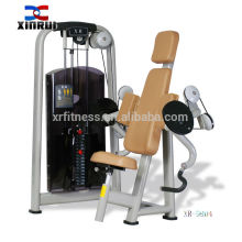 Équipement de conditionnement physique gros biceps curl marteau force machine