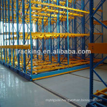 Jiangsu Jracking warehouse standard moving shelves