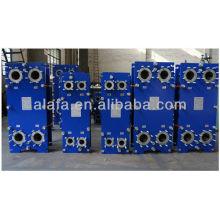 Chine chauffe-eau d'acier inoxydable, huile hydraulique refroidisseur Sondex S37 associés