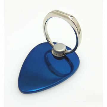 Téléphone à anneaux personnalisé Support de téléphone en acier inoxydable Alliage de zinc pour support d'iPhone