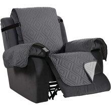 Cubierta de sillón reclinable al por mayor Funda de sofá reversible