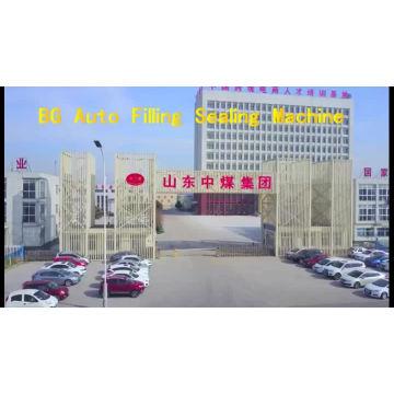 Fabrik preis becher abfüll- und verschließmaschine, rotierende becher verschließmaschine