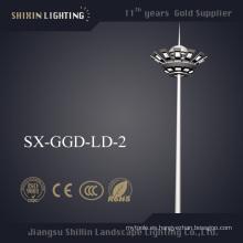 Los más nuevos 500W-1000W LED de la lámpara Alta Mast Light Proveedores