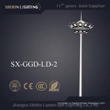 Новые 500W-1000W светодиодные лампы высокой мачты поставщиков света